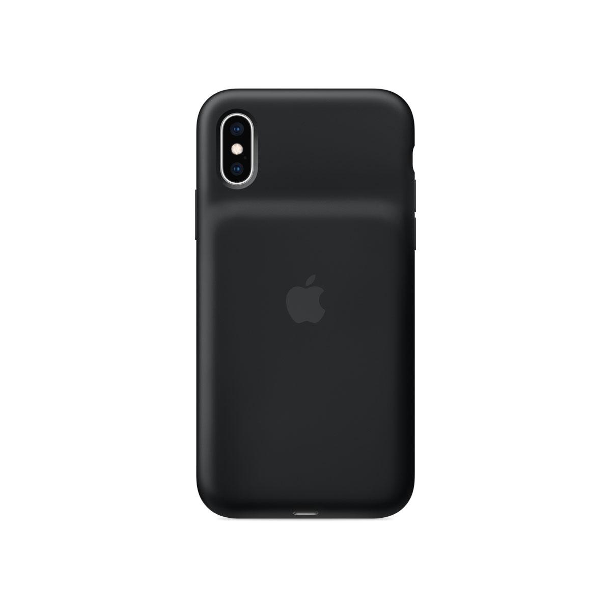 Smart Battery Case for iPhone XS – hvit Apple (NO)